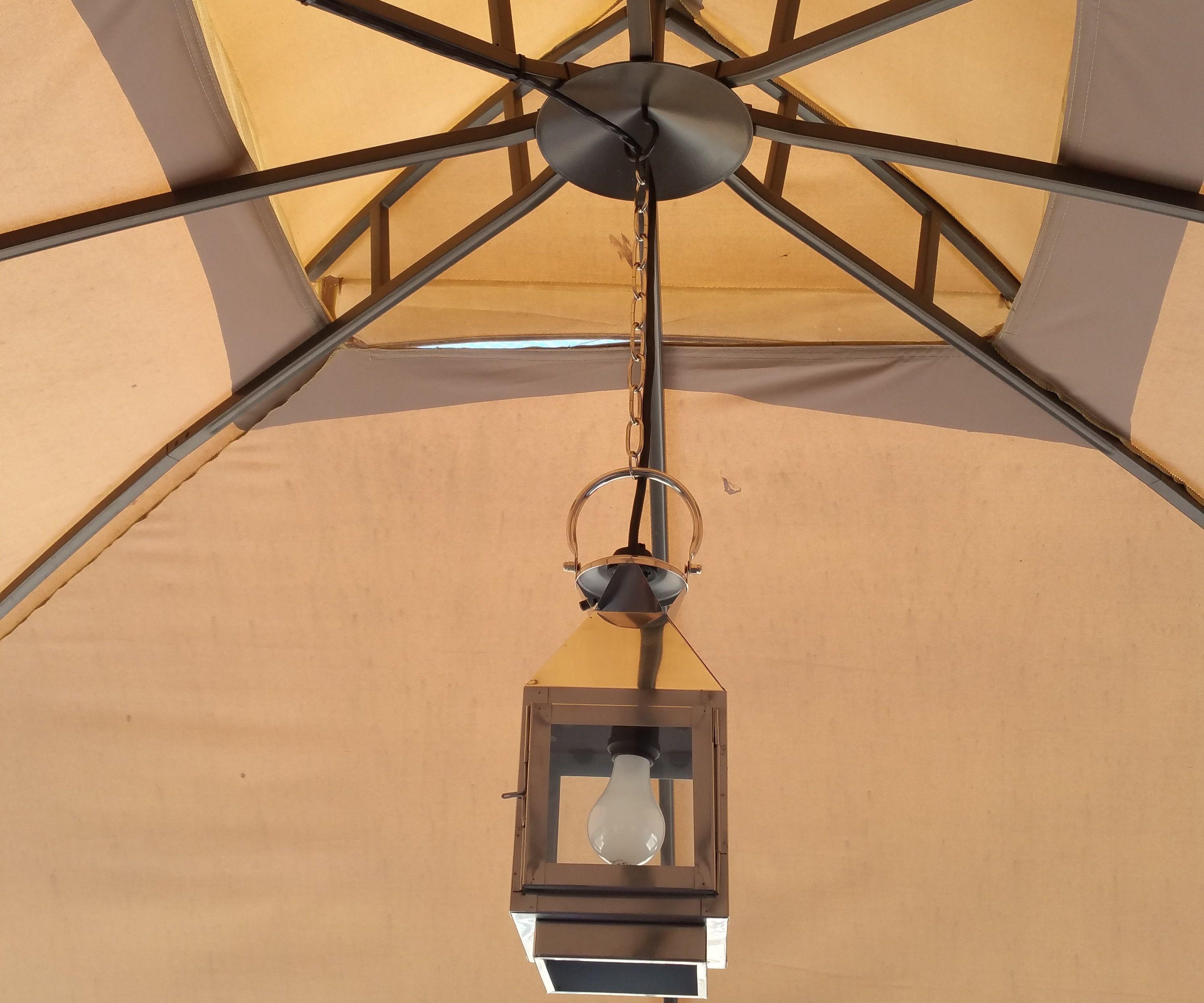 Oudoor Custom Gazebo Lantern