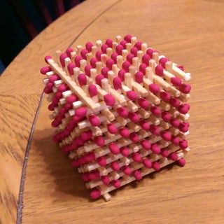 How to Make a Match Cube