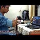 Simulador de juegos de gestos con las manos con Raspberry Pi