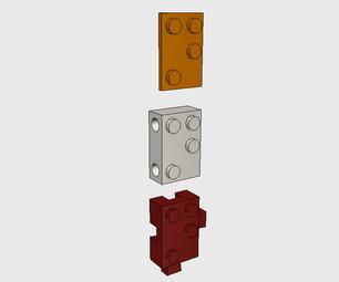 Braille Blocks - 3D Printed Literature