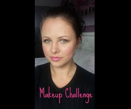 No Makeup Brush Challenge
