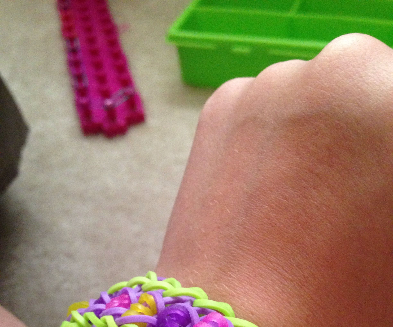 Bead Bracelet Update