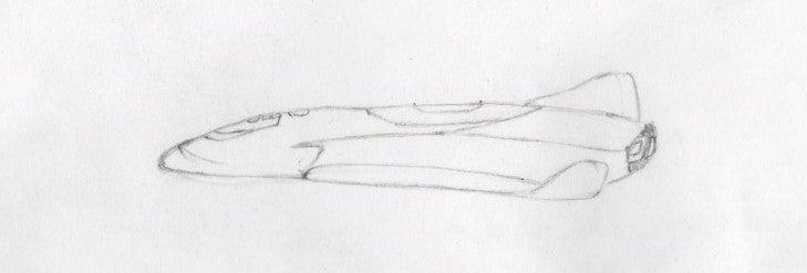 Sketch the Ship.
