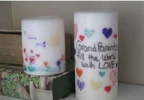 How To Customize Your Candles