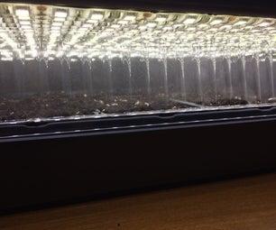 $25 DIY LED Strip Grow Light