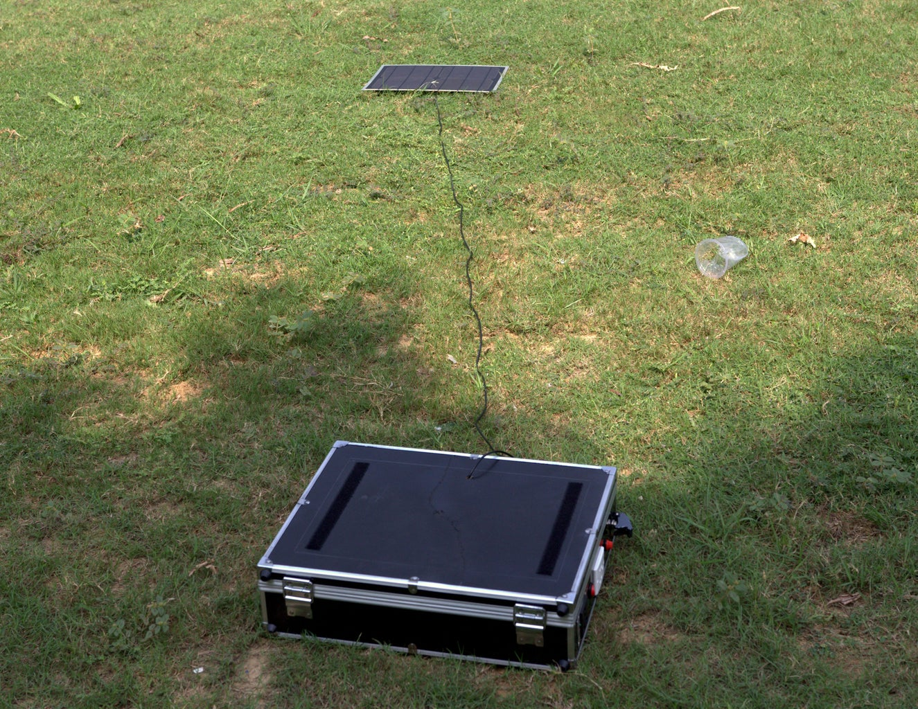 Mount the Solar Panel