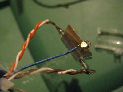 Remove the Flash and Solder to Wire