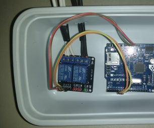Twitter Controled Arduino Using #thingspeak