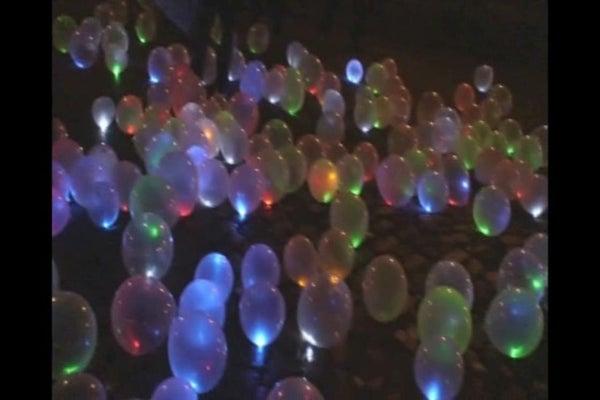 LED Floaties
