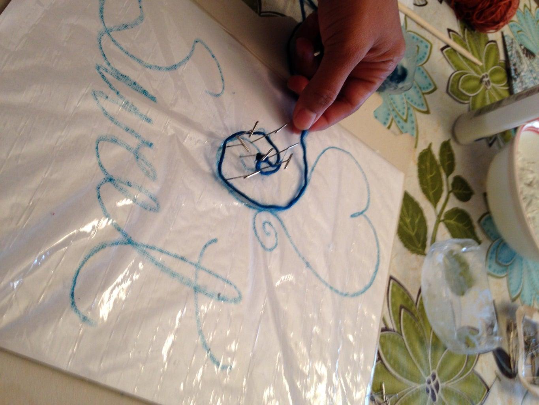 Work Your Yarn Art Magic...