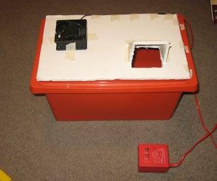 Plug-in Portable Air Conditioner