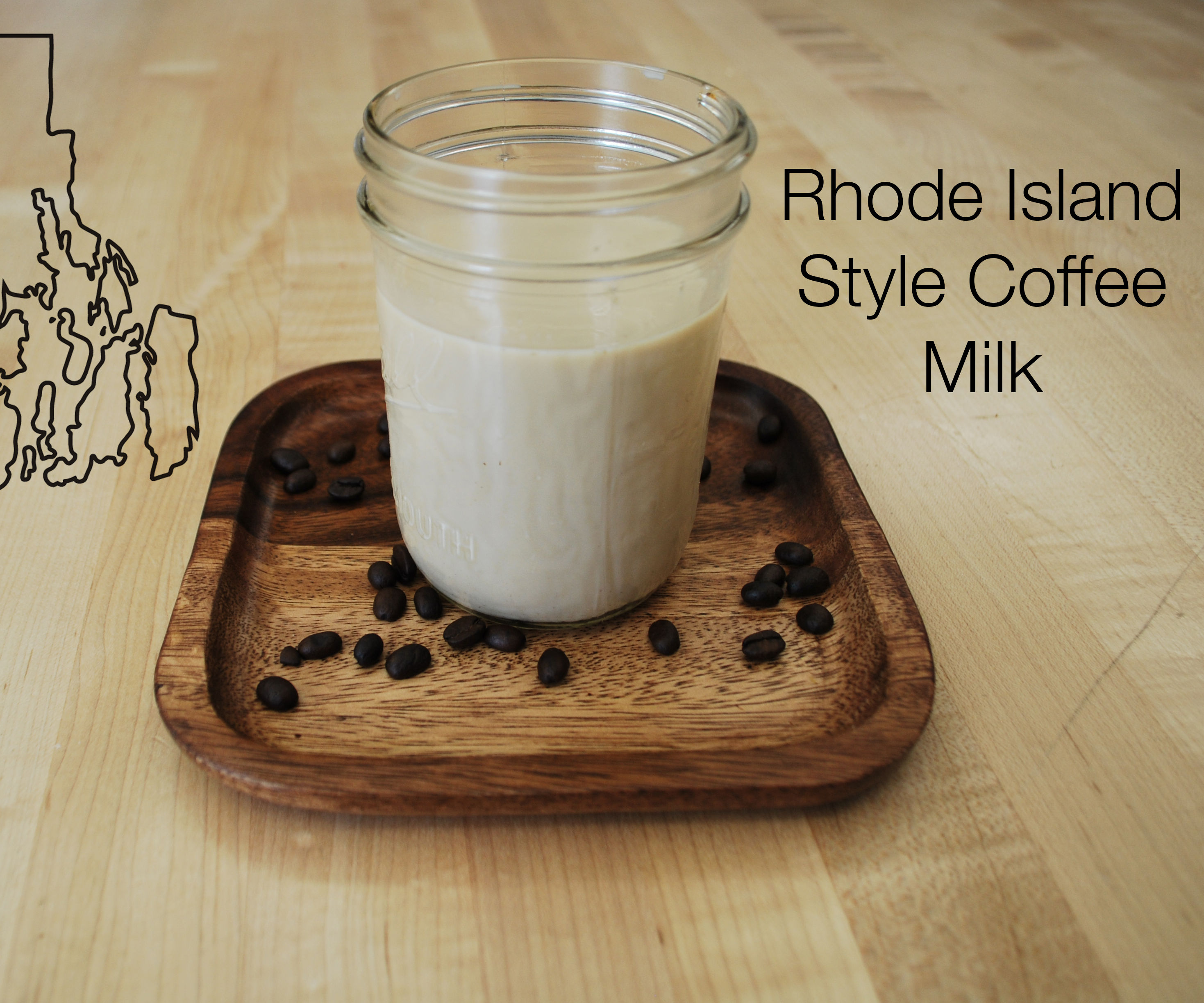 Coffee Milk (RI State Drink)
