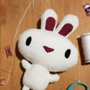 Small Soft Toys From Printable Pattern