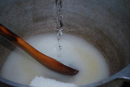 Preparation - Boil Sugar