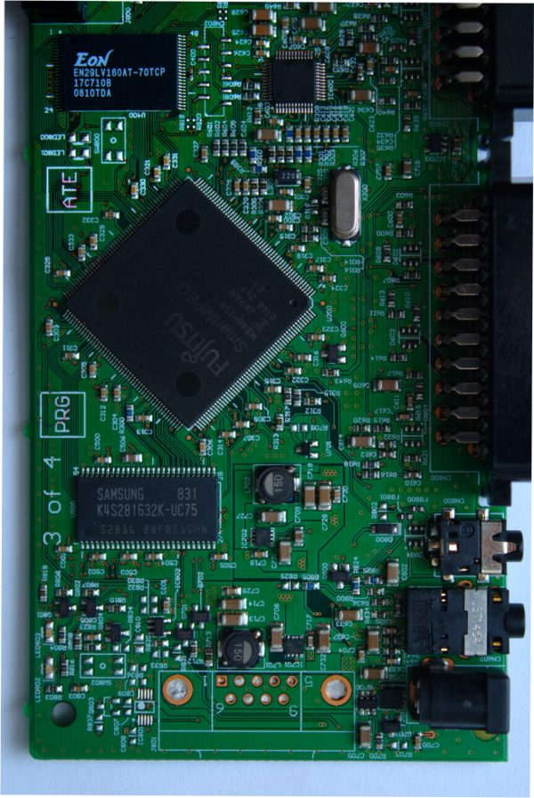 How to reverse engineer a schematic from a circuit board