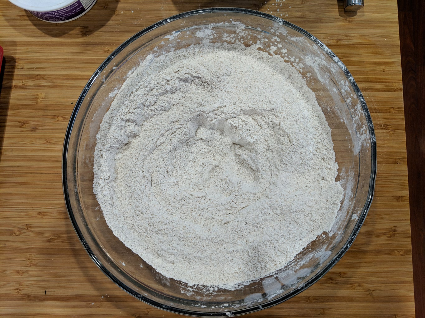 Step 4: Mix Your Dry Ingredients