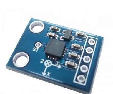 Interfacing Accelerometer ADXL 335 With Mediatek LinkIt One Board
