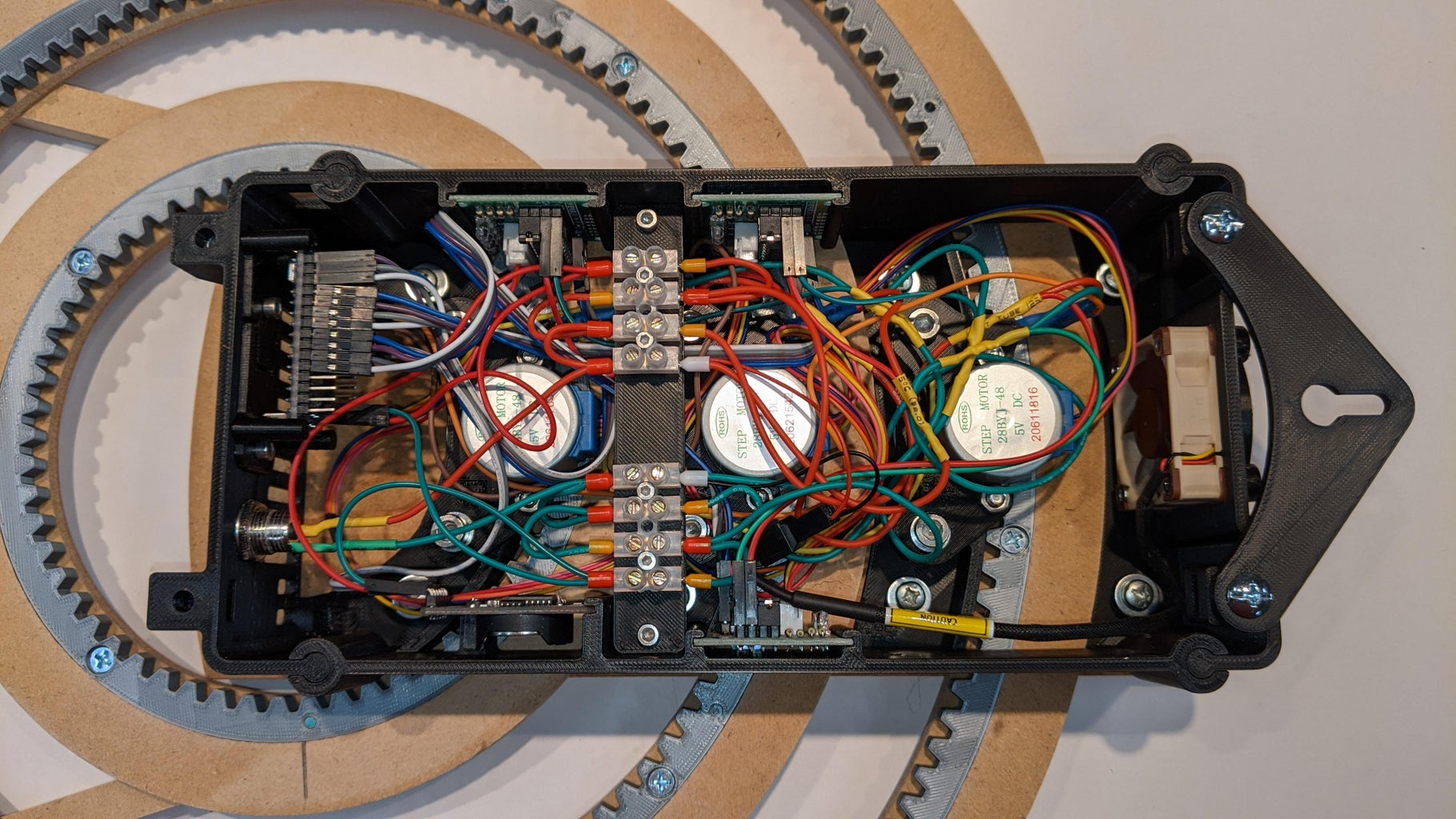 Wiring and Code Editing