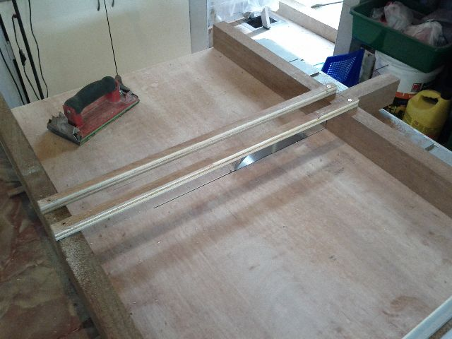 Easy and Precise Table Saw Sled