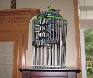 Build a K'nex Bird Cage!