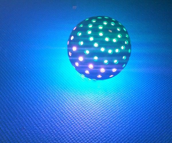 LED Gyro Sphere - Arduino