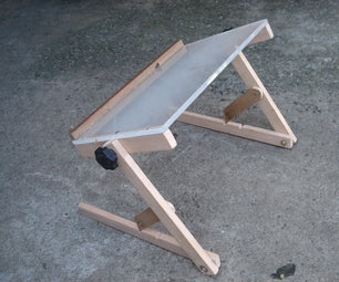 Laptop Stand for Bed - My Design