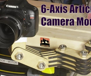 Articulated Camera Arm