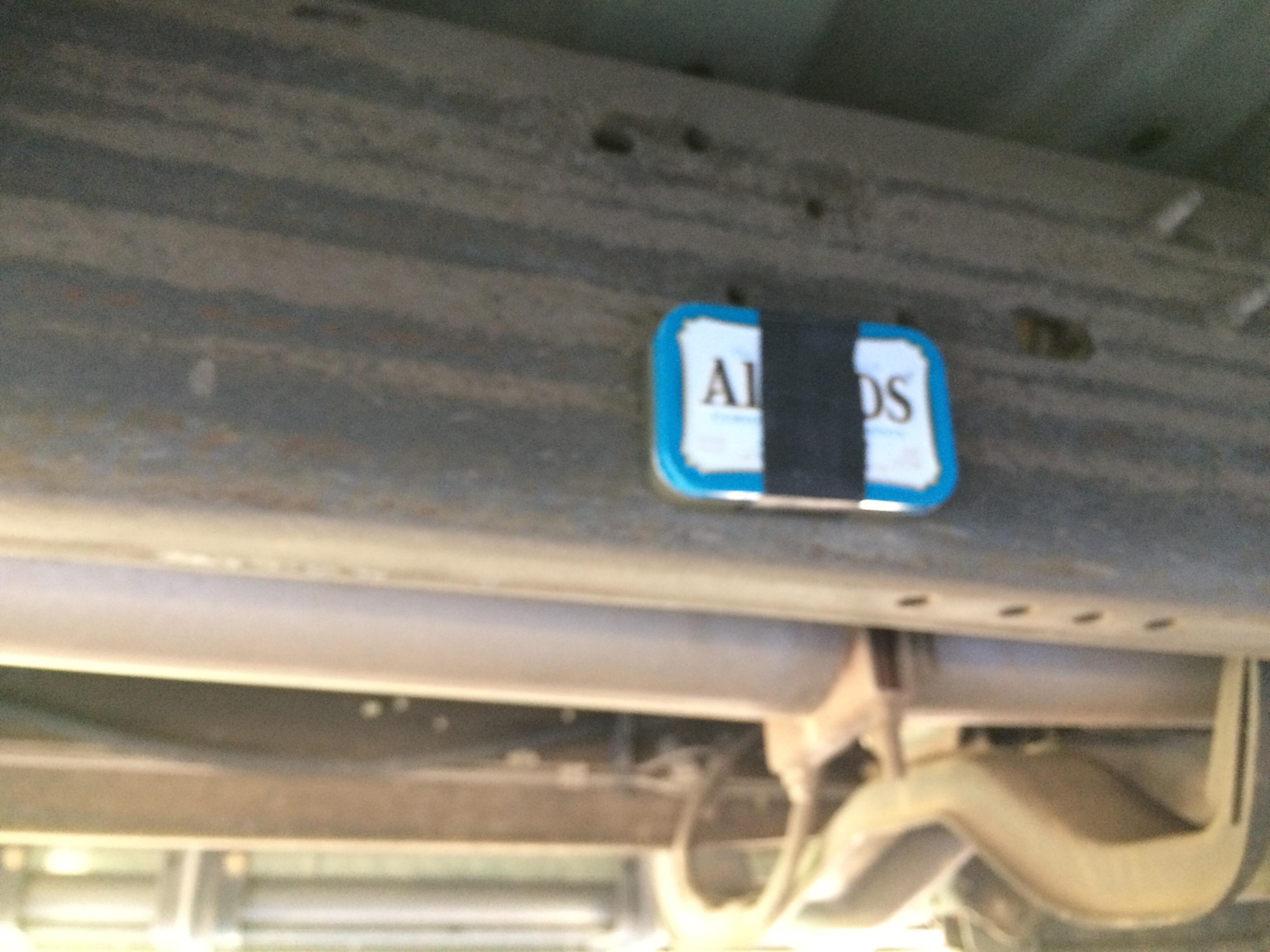 Altoids Secret Compartment