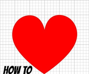 ❤ How to Draw a Heart in Photoshop