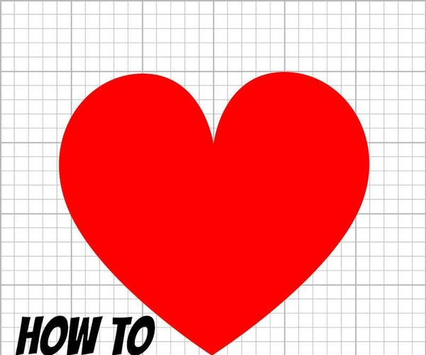 How to Draw a Heart
