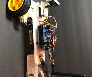 A Printed Three-wheeled Smart Car Kit.