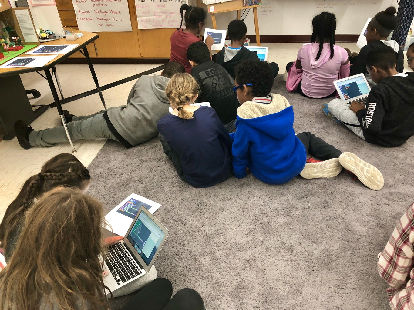 Give Students Some Code to Play With