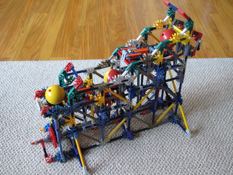 Knex Stair Lift