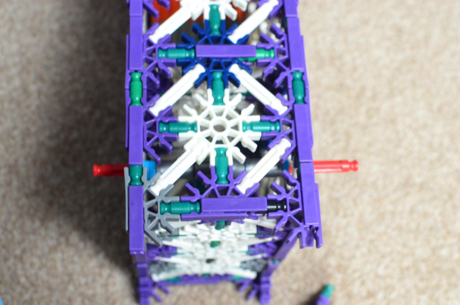 Build Mechanism Cage 2