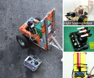 DIY Robot Projects