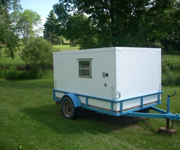 DIY Micro Camper