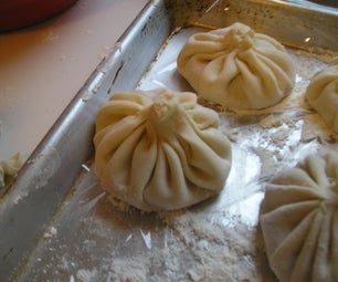 Dumplings From the Mountains of Georgia