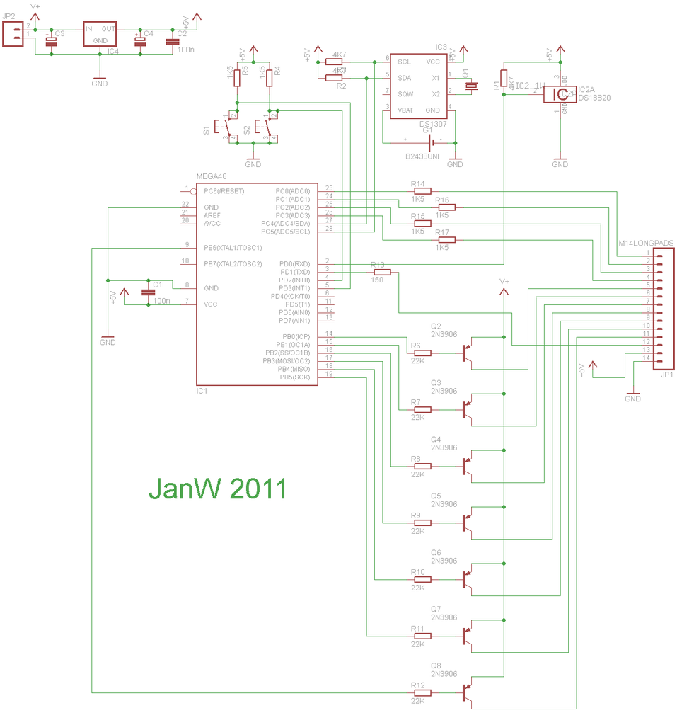 Schematic and Full Code