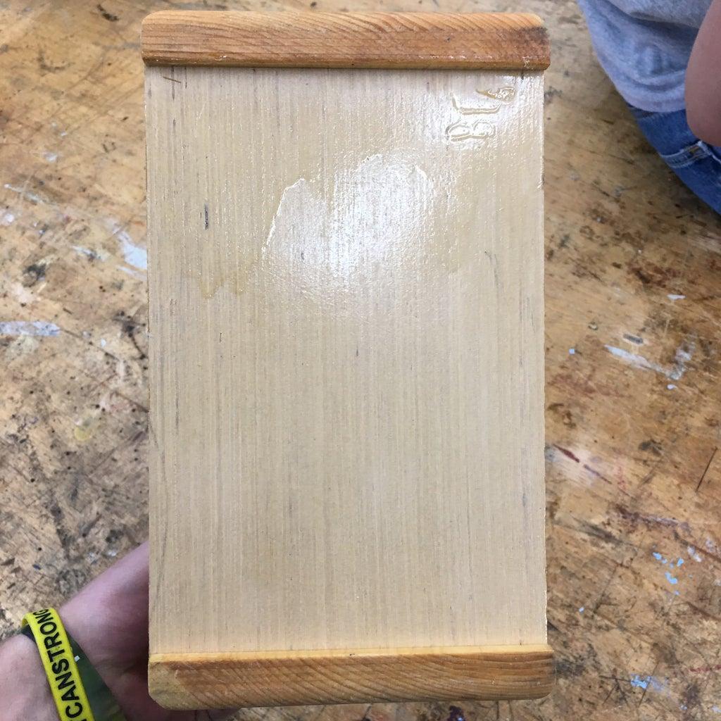 Cut the Bottom Board