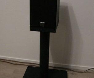 Home Made Speaker Stands