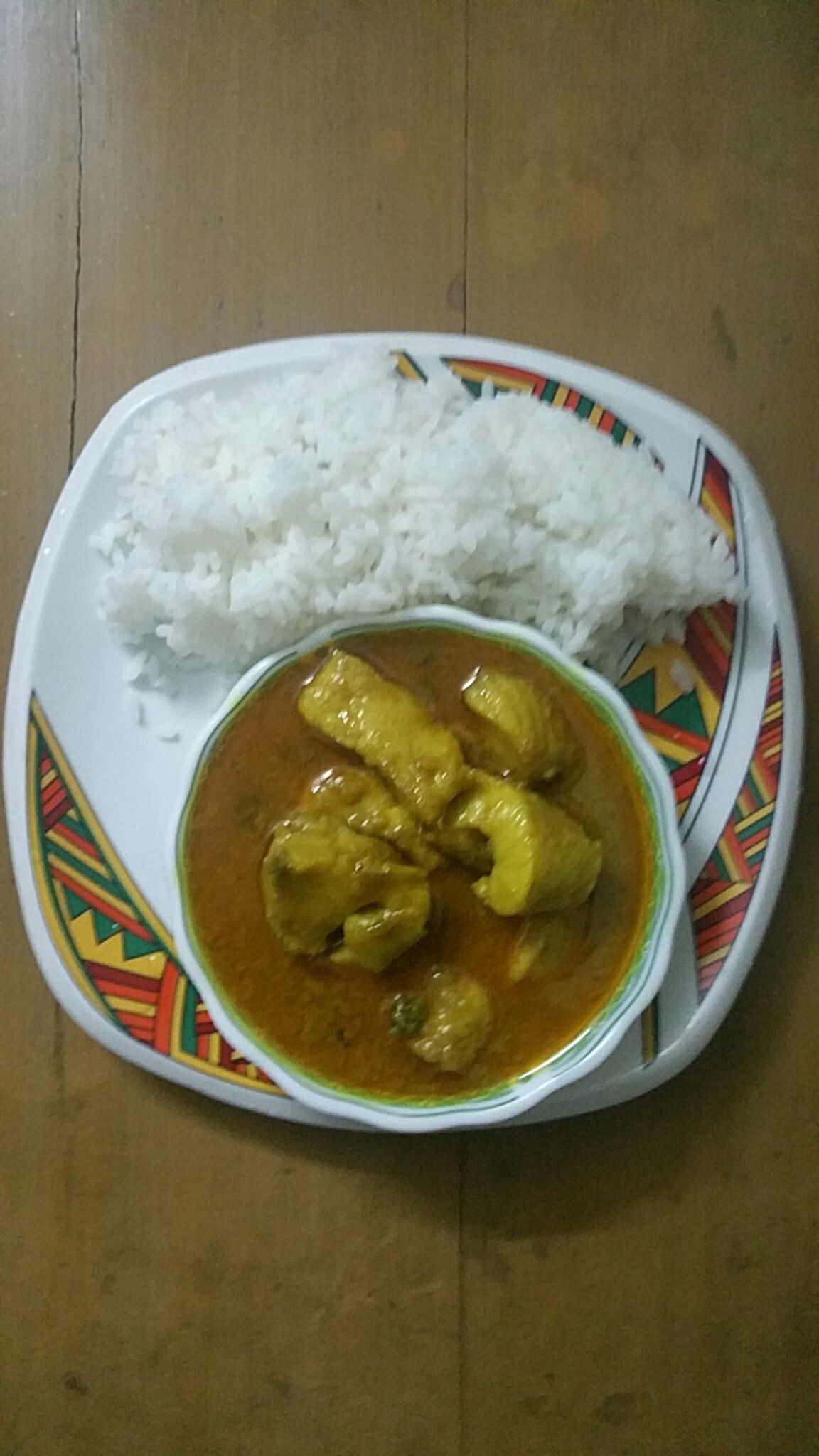 Fish Curry(showl)