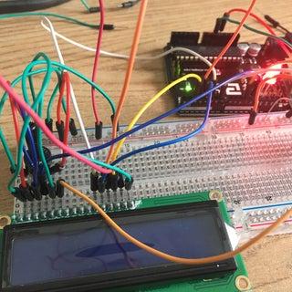 Arduino Powered Fortune Teller
