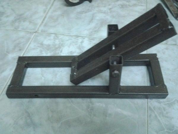 Angle Grinder Stand for Safe Use