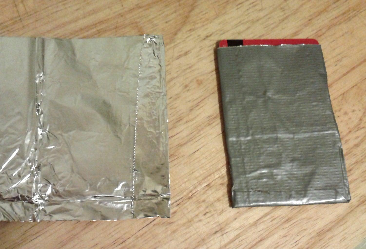 """Foil"" RFID Credit Card Theft"