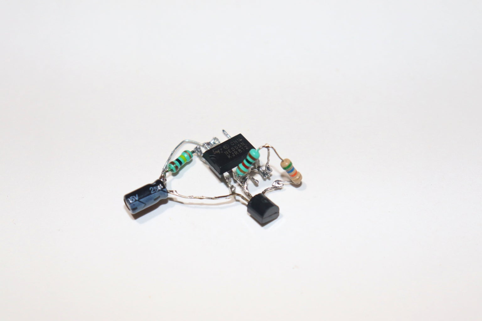Connect 56K Resistor