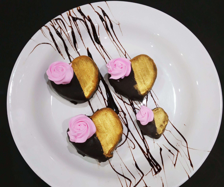 Little Heart Chocolate Sandesh