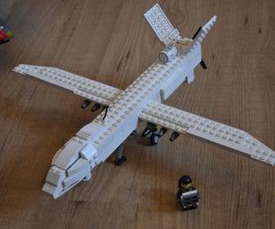 Lego Mq-9 Reaper