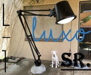 Giant PVC Luxo L-1; Luxo Senior