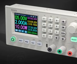 RD6006 Power Supply Protocol and Node-red Application