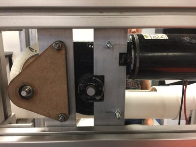 Base Motor (maquinado)